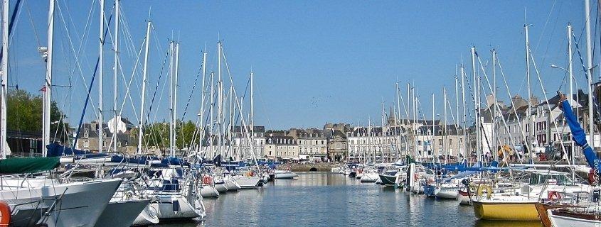 La compagnie des ports du Morbihan et Blueway